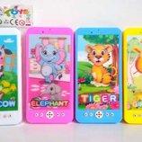 Детский мобильный телефон,светятся глазки,музыка игрушечный телефон,телефончики