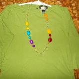 обалденная футболка FAIRTRADE ,100 % cotton . made in Mauriti