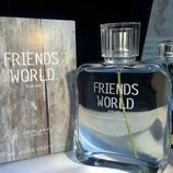 Туалетная вода Friends World For Him Орифлейм