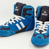 Обувь для борьбы/борцовки замшевые Zelart 502 размер 36-45