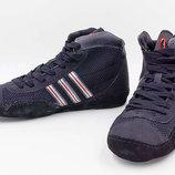 Обувь для борьбы/борцовки замшевые Combat Speed 2501 размер 39-45