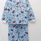 Пижама фланелевая на 3 или 3-4 года