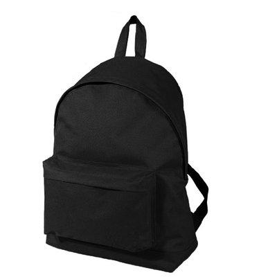 Рюкзак городской для прогулок - черный Р-015