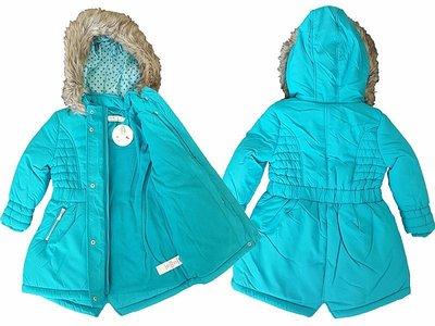 Оригинальная парка полупальто, куртка английской Тм BHS для модниц