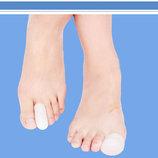 силиконовые напальчники для ног пара