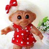 Кукла Тролль троллики Dam