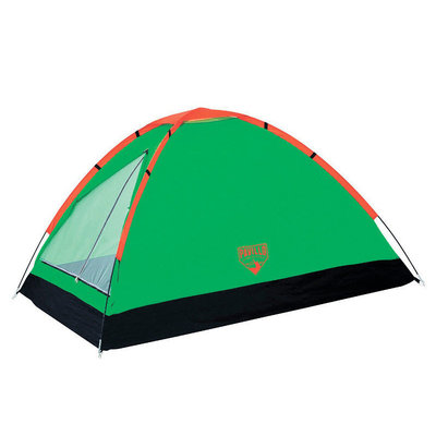 Палатка Туристическая 3 -х местная. BW 68010 Plateau, 210х210х130 см.