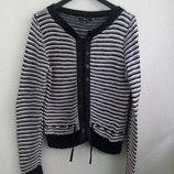 Оригинальный котоновый свитер 9046