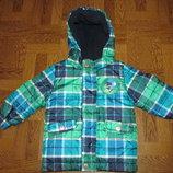 Куртка новая на мальчика р-86,92 Lupilu