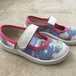 Туфли-Мокасины для девочек