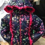 Детская курточка,курточка на девочку,демесизонная курточка