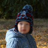 Зимняя шапка Thomas, 2-4г. Ог 44-48