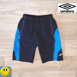 Спортивные шорты Umbro 10-11 лет, 140-146 см. Состояние новых. оригинал, футбол