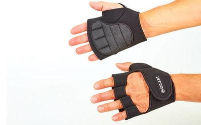 Накладки для поднятия веса Zel 3615 размер S-XXL