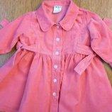 Платье детское Next 3-6 месяцев