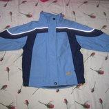 Куртка фирменная Moorhead Германия на 140-146 рост. В идеальном состоянии.Куртка без утеплителя, ес