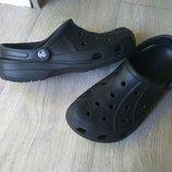 Кроксы Crocs оригинал,1раз одеты