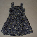 платье 8-9лет