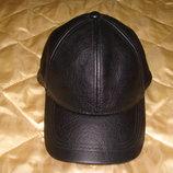 кепка шапка H&M оригинал экокожа регулируемая идеал