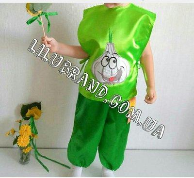 Чеснок,карнавальный костюм Чеснок,карнавальный костюм Огород,детский костюм чеснок