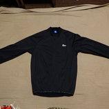 Черная фирменная велосипедная термокуртка Rogelli Pesaro Голландия 5XL