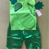 Кабачок,карнавальный костюм Огород,детский костюм кабачок