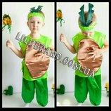 Картошка,детский костюм Картошка,карнавальный костюм Огород
