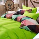 Яркий постельный набор Abstraction