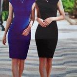 Чудесное маленькое чёрное платье в стиле Коко Шанель