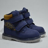 Демисезонные ботинки JONG GOLF арт.A557-17 для мальчика р 22, 23, 25