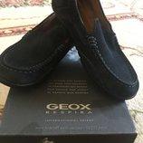 Geox мокасины идеальный вариант в школу, бесплатная доставка