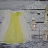 4 - 5 лет 104 - 110 см фирменная майка блузка блуза рубашка для модниц