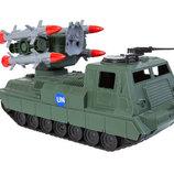 Ракетная установка Орион,арт.457 и Военный внедорожник 1, Арт.464. Новинка