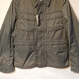 Мужская куртка 2XL XXL наш 56-58 большой размер демисезон ветровка