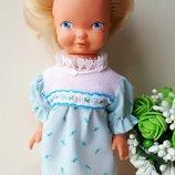 Кукла куколка Хитруля Гдр Германия 19 см