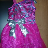Карнавальное платье Барби.