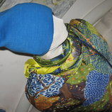 vero moda шапка двойная новая