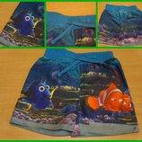 Rebel Шорты с Nemo 1-1,5 года
