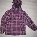 10-11 лет, лыжная зимняя термо куртка Travalle Финляндия