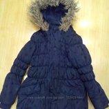 демисезонная куртка на 6-7 лет