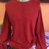 Мужской свитер красный Sabri Ozel Турция