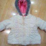демисезонная курточка от Mothercare на 3-6 мес