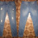 На Об 99-101см Стильные джинсы Next р-р 8-10