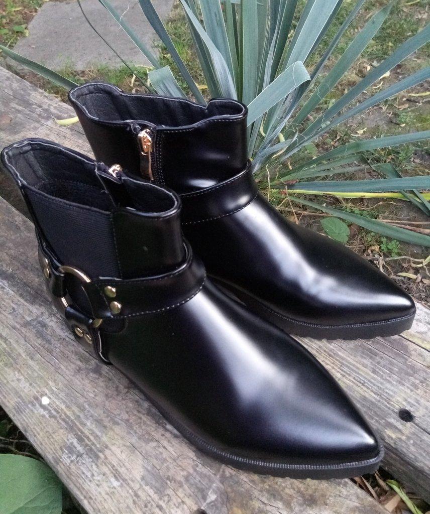 08c8ba537 Ботинки женские Vices размер 38: 280 грн - женские ботинки в  Днепропетровске (Днепре), объявление №14561082 Клубок (ранее Клумба)