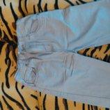 шорты джинсовые хлопковые на мальчика 8-9 лет