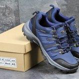 Ботинки мужские dark blue