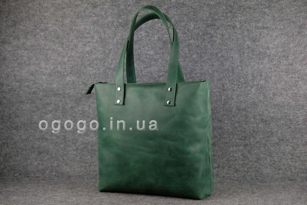 27766b7d14bd Большая синяя кожаная женская сумка шопер K00009-11: 1780 грн - большие  сумки в Одессе, объявление №14562373 Клубок (ранее Клумба)