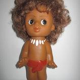 Кукла Маугли 22см новая ленигрушка Ссср
