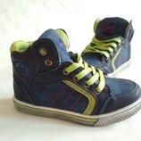 Ботинки на мальчика 27-32