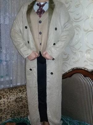 Карнавальный костюм Доктор Кто. Взрослый.